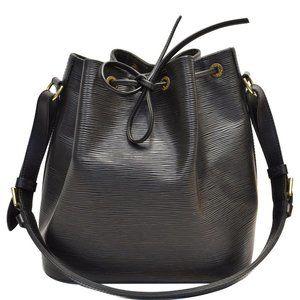Louis Vuitton Petit Noe Epi Leather Shoulder bag